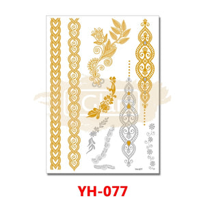 Tattoo Sticker - YH077
