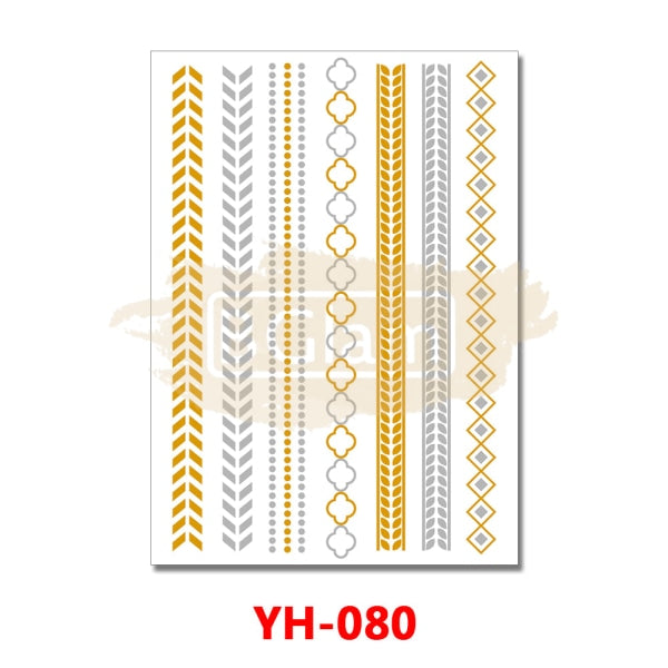Tattoo Sticker - YH080
