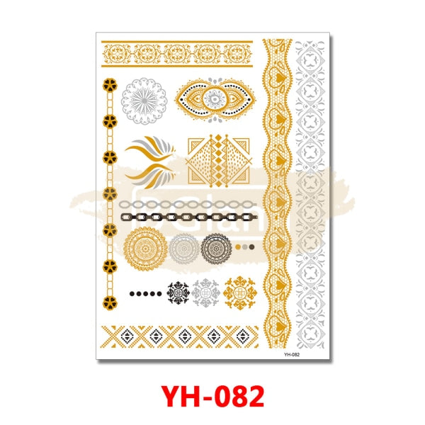 Tattoo Sticker - YH082