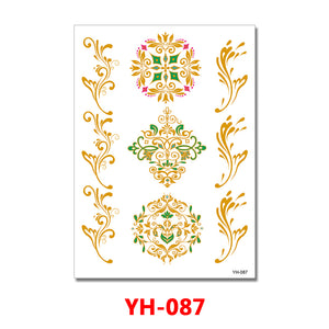 Tattoo Sticker - YH087