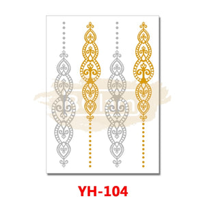 Tattoo Sticker - YH104