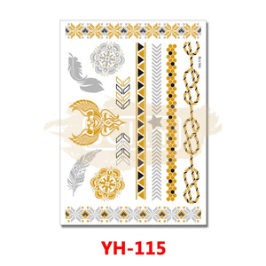 Tattoo Sticker - YH115