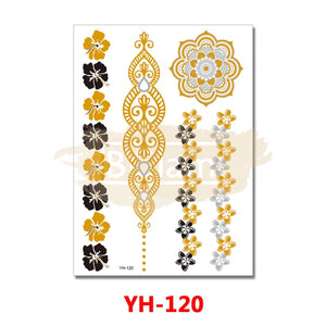 Tattoo Sticker - YH120