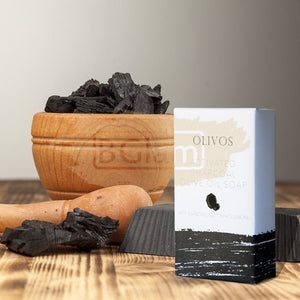 Olivos Soap - Activated Charcoal (Paraben & Sulfate Free)