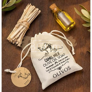 Olivos Milk Soap - Camel Milk (Body, Face & Hair)
