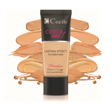 Cecile Foundation - Lasting Effect Foundation