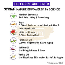 Inatur Collagen Face Serum (fine lines filler)