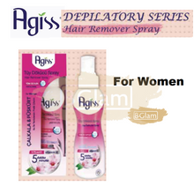 AGISS Hair remover Spray For Women 175ml