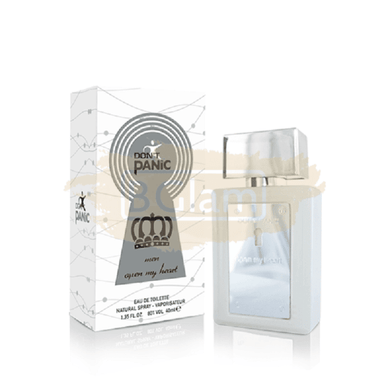 Don't Panic EDT Men Open My Heart White 40 ml