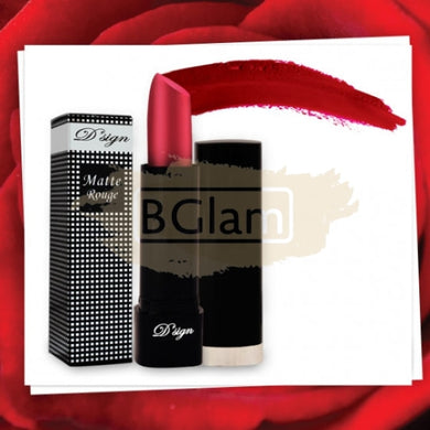 D'sign Lipstick - All Day Matte Rouge Lipstick