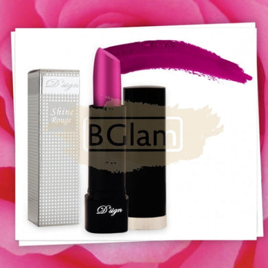 D'sign Lip Stick - Shine Rouge Lipstick
