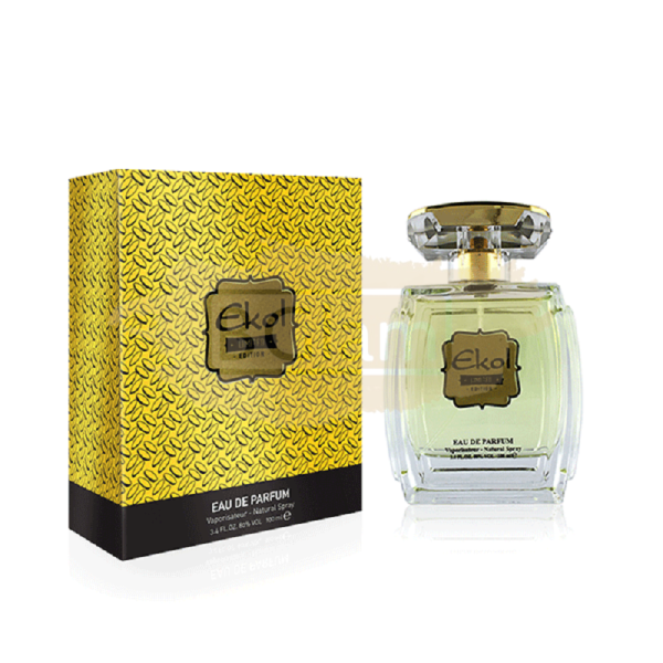 Ekol EDP Men Gold 100 ml