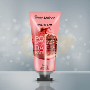 Petite Maison Pomegranate Hand Cream 75ml
