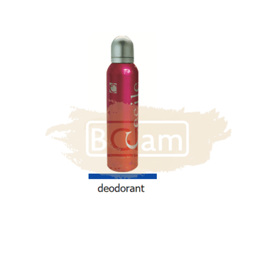 Cecile Deodorant Lovely 150 ml