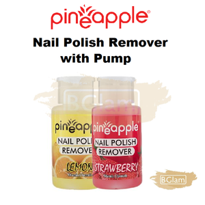 Pineapple Nail Polish Remover with Pump