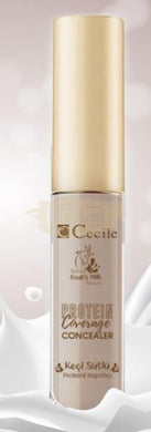 Cecile Nature Goat's Milk Beauty Protein Coverage Concealer (Paraben Free)