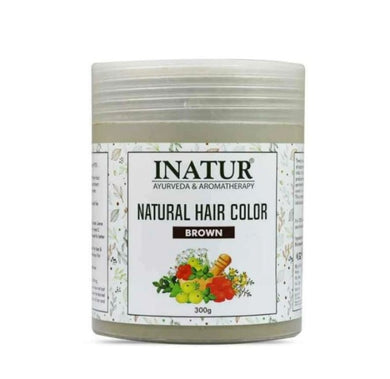 Inatur Natural Hair Color - Brown