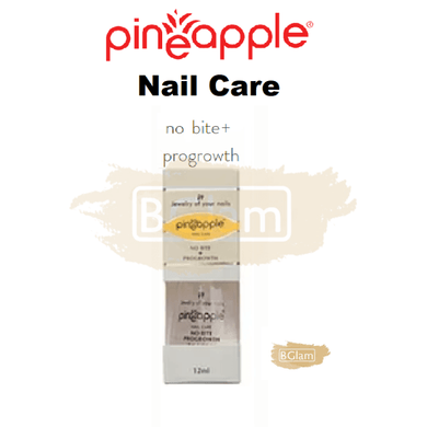 Pineapple Nail Care - The Star Nail Care No-Bite + Pro-Growth