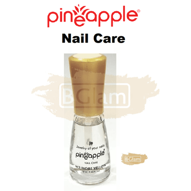 Pineapple Nail Care - The Star Nail Care No More Yellow