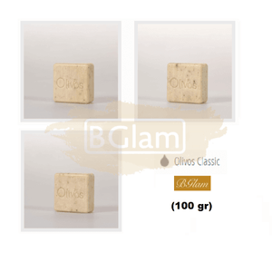 Olivos Soap - Square 100g (Body, Face & Hair)