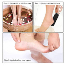 Professional Stainless Steel Pedicure Foot File with 10 replacement pads