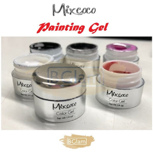 Mixcoco Painting Gel Collection