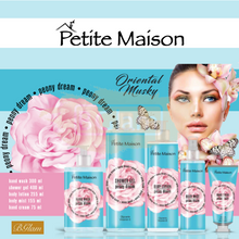 Petite Maison Peony Dream Shower Gel & Body Lotion Set