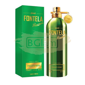Fontela EDP Women Private Rose 100 ml
