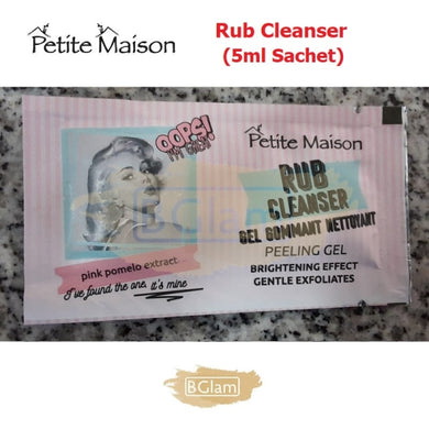 Petite Maison Rub Cleanser (5ml Satchet)