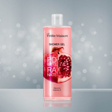 Petite Maison Pomegranate Shower Gel 400ml