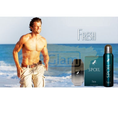 Spoil EDT Man 50ml & Deodorant 150 ml Gift Set - Fresh