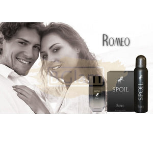 Spoil EDT Man 50ml & Deodorant 150 ml Gift Set - Romeo