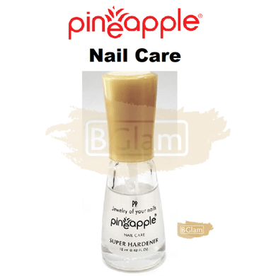 Pineapple Nail Care - The Star Nail Care Super Hardener