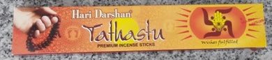 Hari Darshan Tathastu Incense Sticks 18g