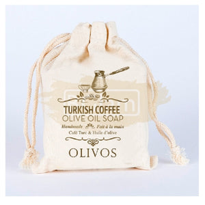 Olivos Super Food Series - Turkish Coffee Olive Oil Soap
