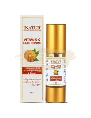 Inatur Vitamin C Face Serum (Skin Brightening & Repair)