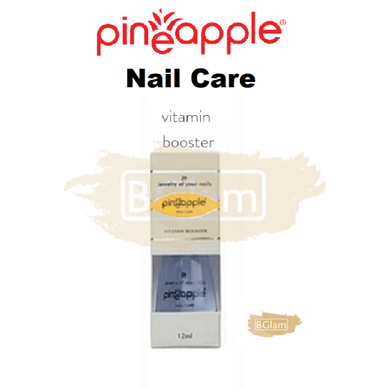 Pineapple Nail Care - The Star Nail Care Vitamin Booster