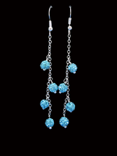 Load image into Gallery viewer, Madisyn Crystal Drop Earrings