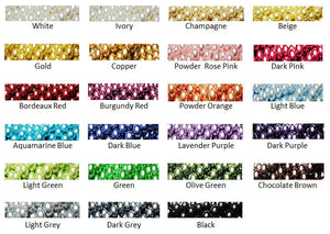 pearl color chart