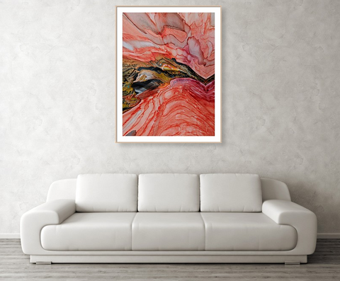 Abstract 467.  Digital download.  Instant delivery. High resolution. Printable large wall Art print