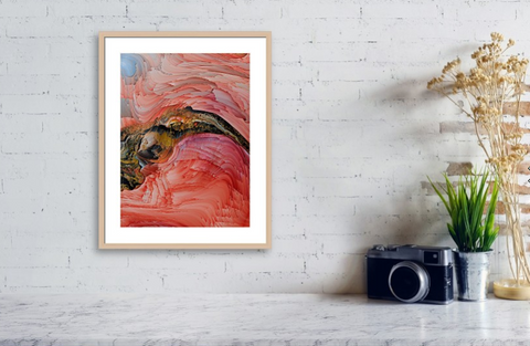 Abstract 567.Digital download.  Instant delivery. High resolution. Printable large wall Art print