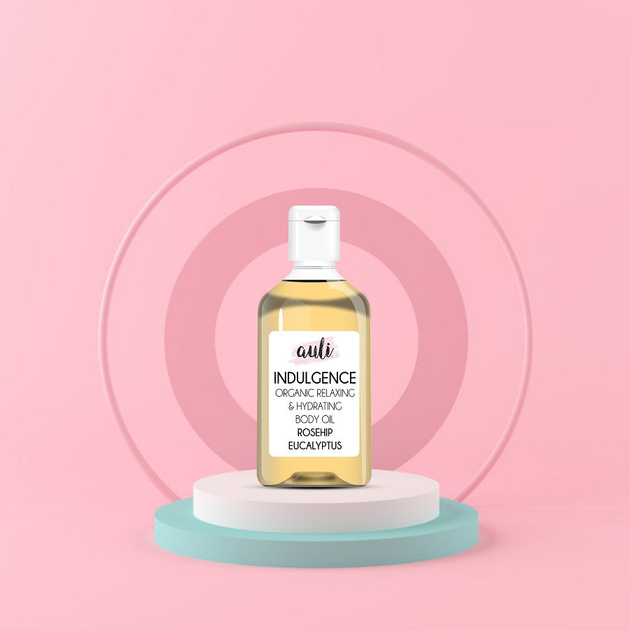INDULGENCE - RELAXING AND HYDRATING BODY OIL