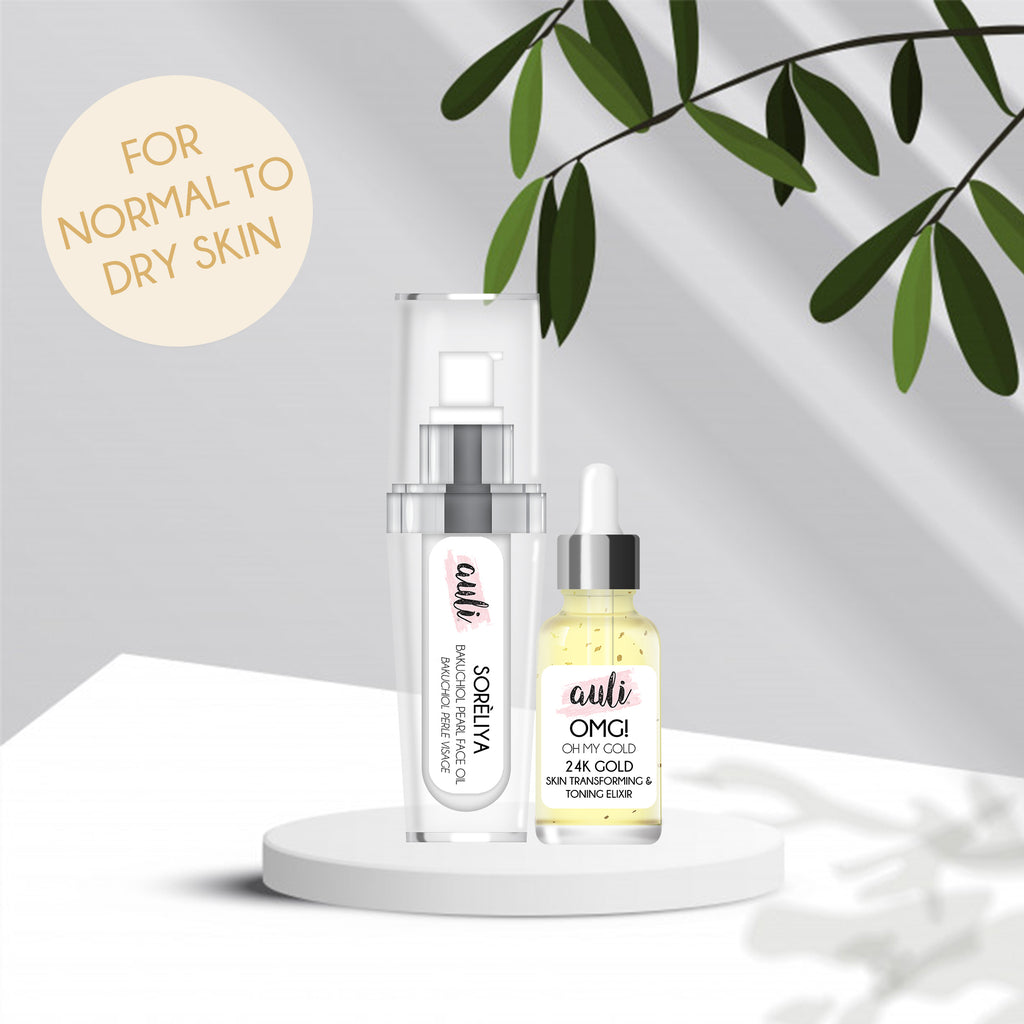 SORÈLIYA FOR DRY SKIN