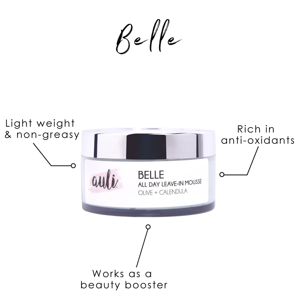 BELLE - ALL DAY LEAVE-IN MOUSSE