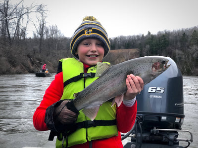 Fishing Report 4/21/19