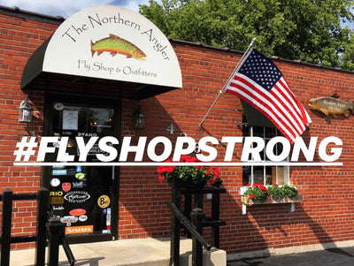 Fly Shop Strong Michigan