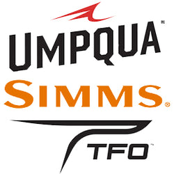Northern Michigan's The Northern Angler Fly Shop carries Umpqua, Simms and TFO
