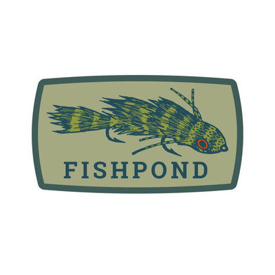 Fishpond Meathead Sticker