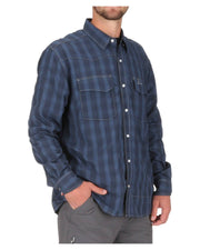 Simms Big Sky Shirt Admiral Blue