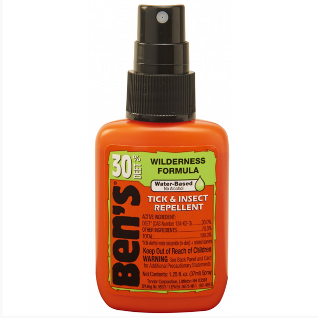 Ben's 30% Deet Insect Repellents